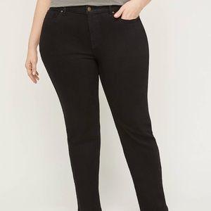 Catherine's NWT Universal Black Stretch Jeans